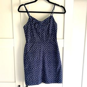 Quicksilver Blue dress with pockets size XS